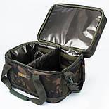 Сумка кулерная для приманок Fox Low Level Coolbag Camolite, фото 7