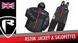 Водонепроницаемая куртка Rage Camo RS 20K Ripstop Jacket XXXL, фото 2