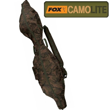 Чехол для удилищ Fox Camolite 3up2down 12ft 5 Rod Holdall