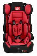 Универсальное детское автокресло Е 1120, чёрно-красный цвет