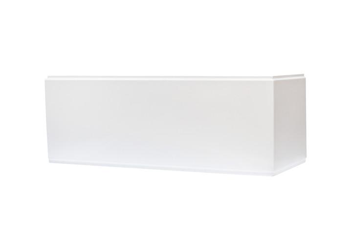 ROCA LINEA L панель 170*70см, левая, акриловая, белая