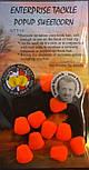 Плавающая искусственная кукуруза оранжевая флюоресцентная Enterprise Tackle Pop Up Sweetcorn Fluoro Orange, фото 7
