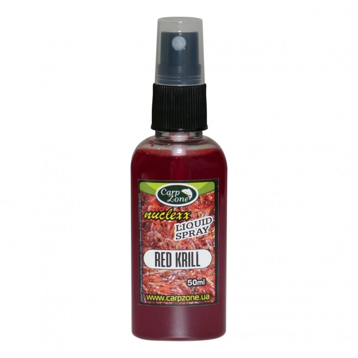 Спрей Красная Креветка CarpZone Red ?rill Liquid Spray, 50ml