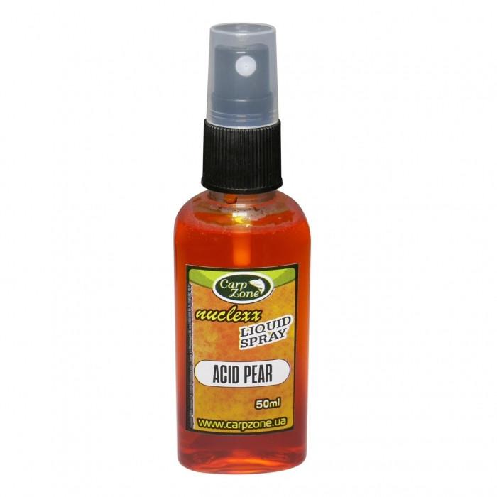 Спрей Кислая Груша CarpZone Acid Pear Liquid Spray, 50ml