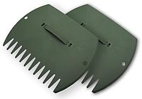 Грабли лапы для уборки листьев ПВХ - пара, KT-CXGH10 Польша