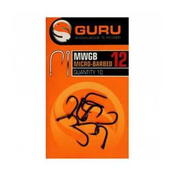 Крючки Guru MWGB, 10 шт Size:14