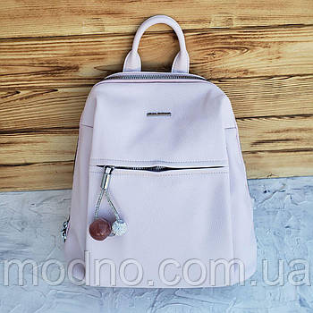 Жіночий стильний рюкзак міський мерехтливої кольору Velina Fabbiano