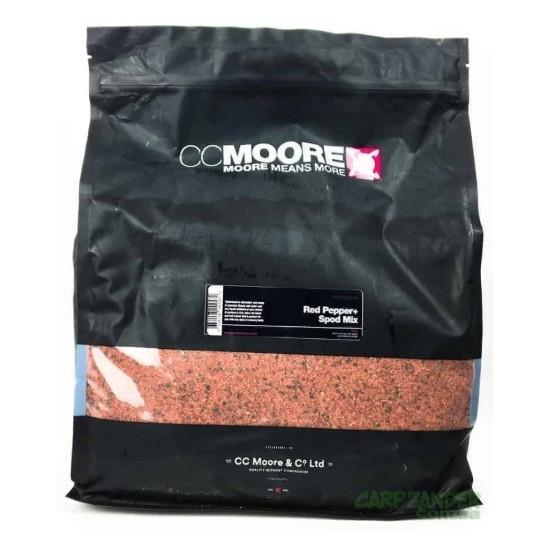 Сподовая смесь CC Moore Red Pepper+ Spod Mix, мешок