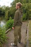 Толстовка с капюшоном KORDA TEAM HOODIE DARK OLIVE, фото 3