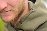 Толстовка с капюшоном KORDA TEAM HOODIE DARK OLIVE, фото 5
