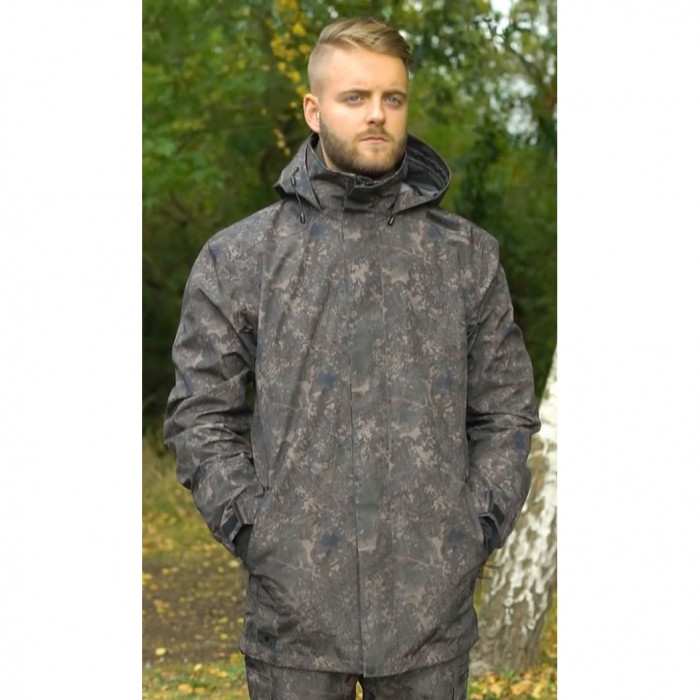 Куртка Nash ZT Mac Jacket Camo XXL