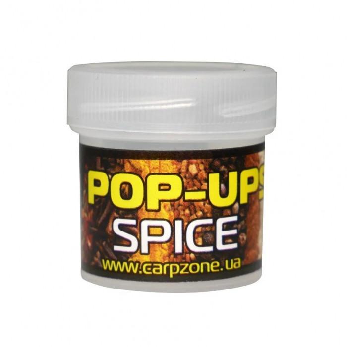 Поп-ап пробник Индийские Специи CarpZone Spice Pop-Ups Method & Feeder, банка 30 шт