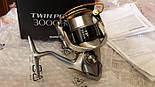 Катушка спиннинговая Shimano Twin Power, фото 5