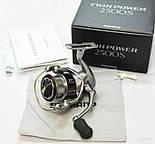 Катушка спиннинговая Shimano Twin Power, фото 6
