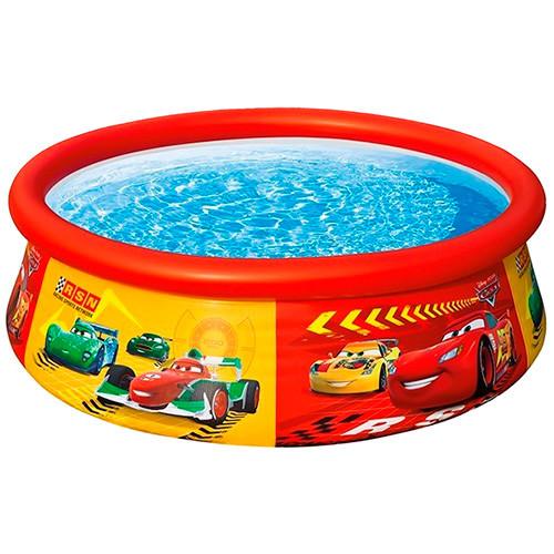 Бассейн Intex Тачки 28103 детский бассейн круглый 183-51 см