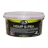Готовая конопля и горох CarpZone Hemp & Pea, 1л, фото 2