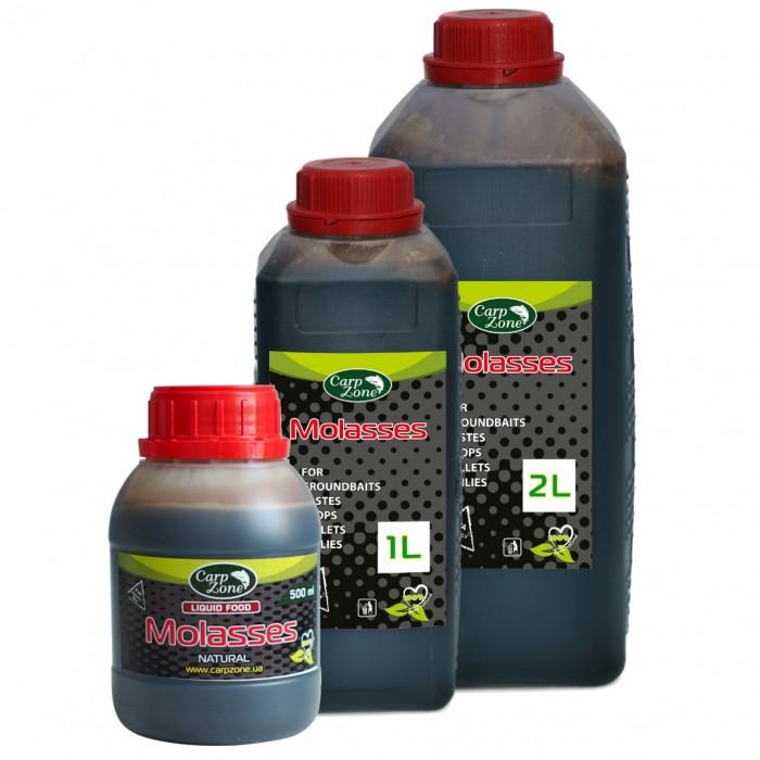 Жидкий Аттрактант Меласса Свекловичная CarpZone Attractant Molasses, 1L