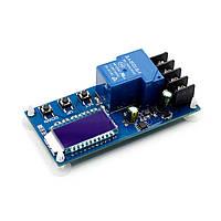 XY-L30A - Універсальний контролер заряду акумуляторних батарей 6...60В, 30А