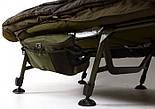Кровать карповая SOLAR SP C-TECH BEDCHAIR WIDE, фото 8