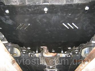 Защита картера двигателя и кпп Skoda (прайс)