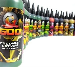 Атрактант Korda Goo, 115мл Smoke Tiger Nut