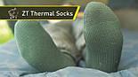 Шкарпетки Nash ZT Thermal Socks, пара M, фото 2