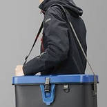 Сумка для снастей лодочная Shimano Hard Tackle Boat Bag 32л, фото 5