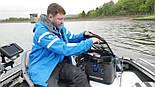 Сумка для снастей лодочная Shimano Hard Tackle Boat Bag 32л, фото 6