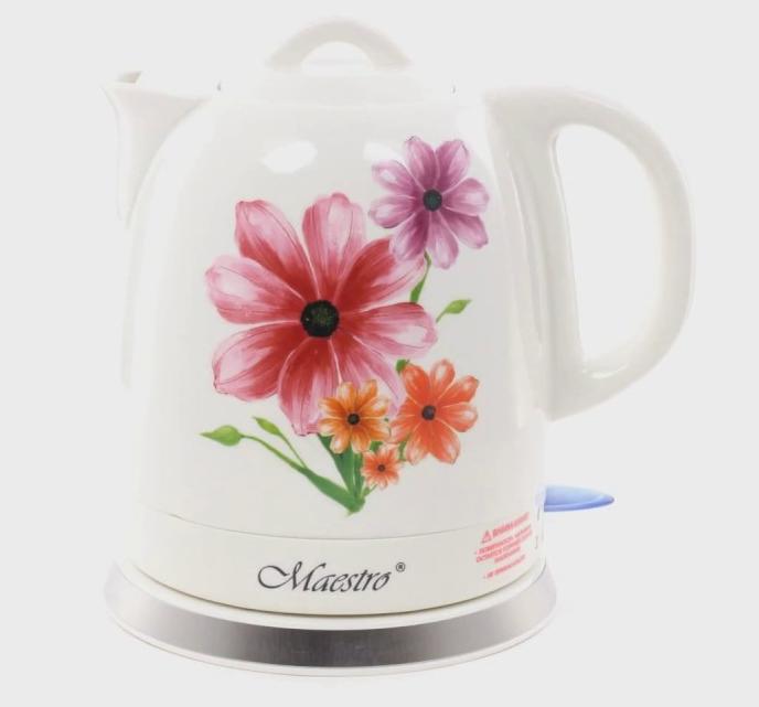 Чайник Maestro MR066 (керамический)
