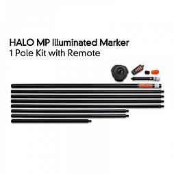 Атропа с дистанционным пультом Fox Halo Illuminated Marker Pole ? 1 Pole Kit Including Remote, набор