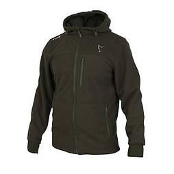 Куртка ветровка Fox collection Green / Silver Wind blocker M