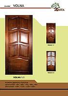 Двери деревянные межкомнатные сосна VOLNA