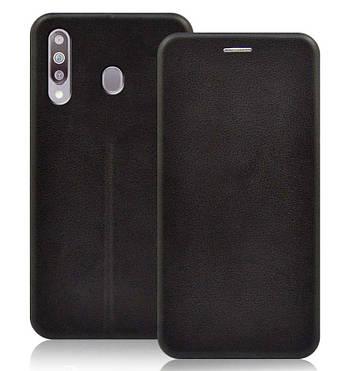 Чехол-книжка Primolux Besus для Samsung Galaxy M30 (SM-M305) - Black