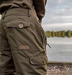 Штаны непромокаемые с флисовой подкладкой Nash ZT Caribou Combats, фото 2