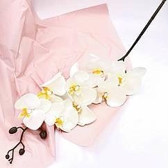 Искусственные орхидеи Real Touch белая