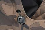 Куртка Fox Chunk Softshell Hoody Camo L, фото 6
