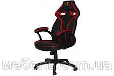 Компьютерное детское кресло Barsky SD-08 Sportdrive Game Red, черный / красный, фото 3