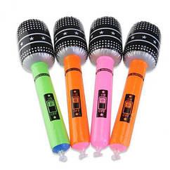 Надувной Микрофон (25см)