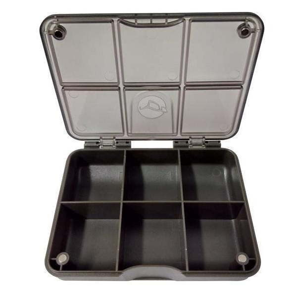 Коробка для мелочевки Korda Mini box 6 compartment