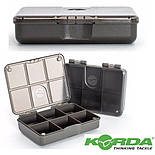Коробка для мелочевки Korda Mini box 6 compartment, фото 2
