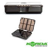 Коробка для мелочевки Korda Mini box 16 Compartment, фото 3