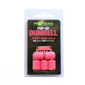Приманка пластиковая Pop-up Dumbell