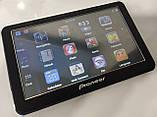 "Мощный GPS навигатор Pioneer 7"" PI718. 8Gb / 800MHz / 256Mb / IGO + Navitel + Ситигид, фото 7"