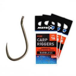 Крючки Matrix Carp Riggers Hook, 10 шт