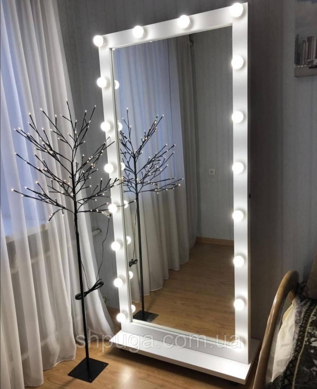 """Зеркало с подсветкой в полный  рост  """"Фози"""""""