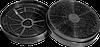 Вугільний фільтр KERNAU TYPE 24 комплект 2 шт