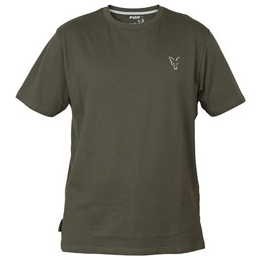 Футболка Fox Collection Green and Silver T shirt