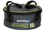 Ведро для прикормки Matrix Ethos Pro EVA groundbait bowl, фото 9