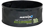 Ведро для прикормки Matrix Ethos Pro EVA groundbait bowl, фото 7