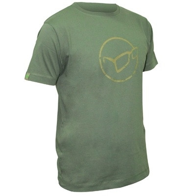 Футболка Korda Standart T-shirt With Logo Green